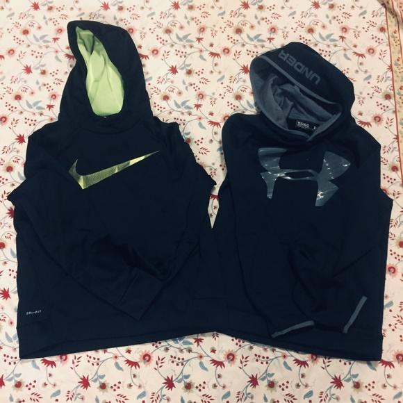 Boys Hoodie Bundle Nike Under Armour. M 5bc0e31e3c98447a3db626b4 82bd9f34c225